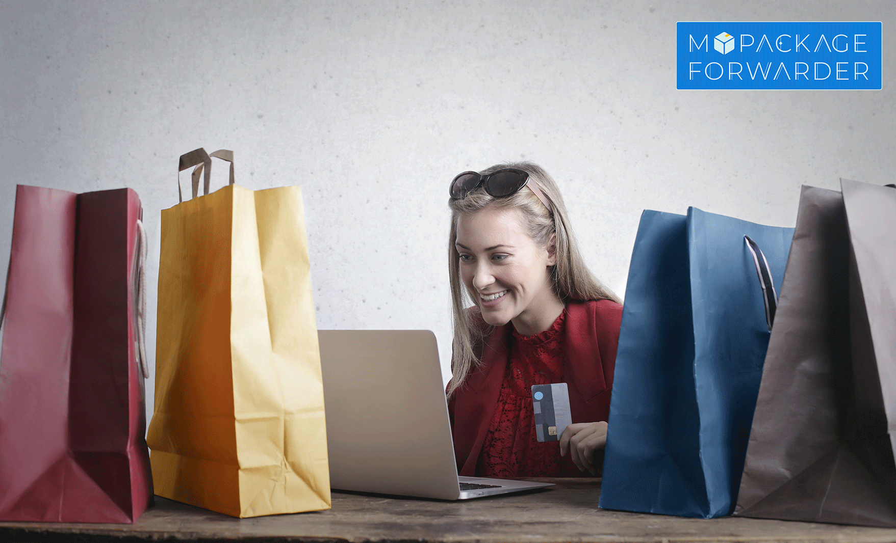 how to avail tax free shopping using My Package Forwarder